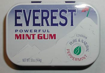 Everest Gum Tin